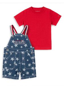 Tommy Hilfiger tričko s kraťasy Dustin