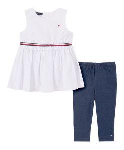 Tommy Hilfiger dívčí set oblečení