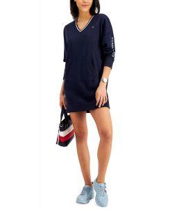 Tommy Hilfiger dámské šaty V-Neck