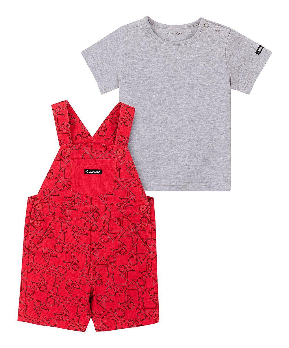 Calvin Klein kraťasy a tričko pro chlapečka Tommy