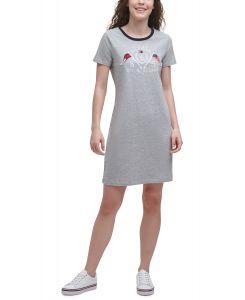 Tommy Hilfiger dámské šaty Signature Crest