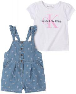 Calvin Klein overal set pro holčičku Coveralls