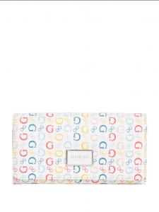 GUESS dámská peněženka Abree