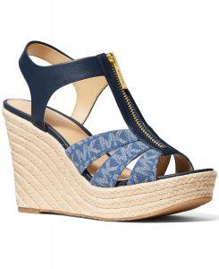 Michael Kors dámské boty na platformě Berkley