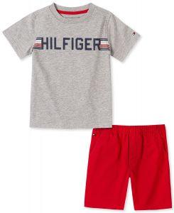 Tommy Hilfiger tričko s kraťasy Martin