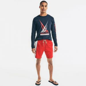 """Nautica plavky 8"""" SUSTAINABLY CRAFTED"""