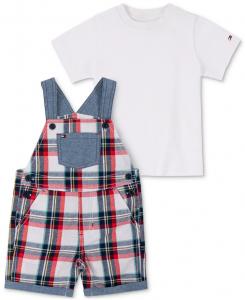 Tommy Hilfiger tričko s kraťasy Noel