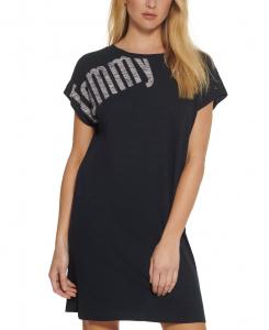 Tommy Hilfiger dámské šaty Cotton Logo