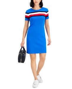 Tommy Hilfiger dámské šaty Colorblocked
