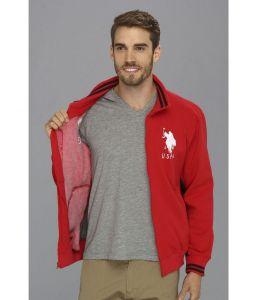 U.S. Polo Assn pánská mikina Track Jacket U.S. Polo Assn.