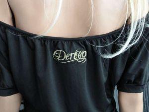 Dereon dámský módní vršek Black Deréon by Beyonce