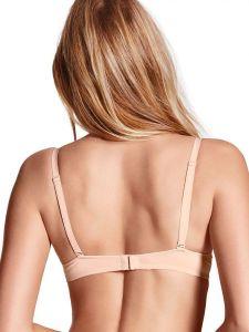Victoria's Secret podprsenka Wear Everywhere Push-Up Bra vínová