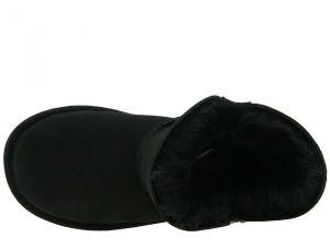 UGG dětské boty Bailey Button pro menší děti